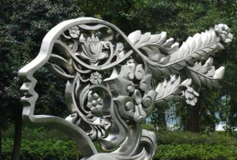 园林景观雕塑设计中哪些是一道亮丽的风景线