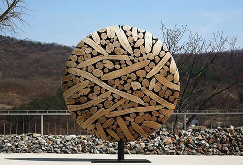 浅谈景观雕塑平面设计的基本类型