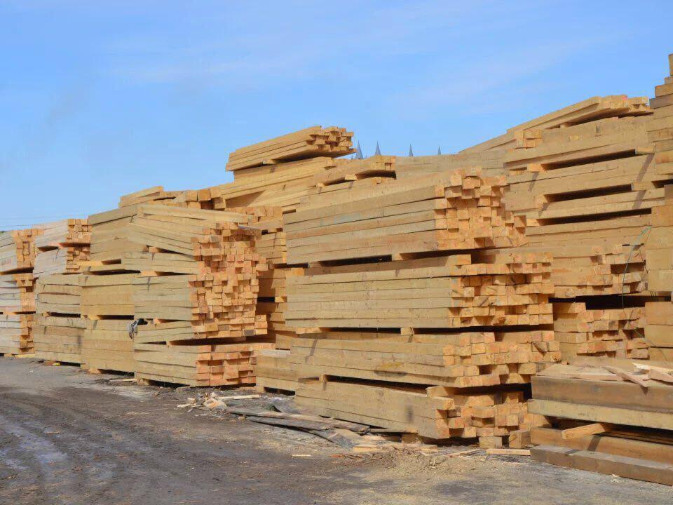 木材堆放处