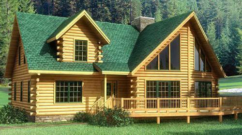 仟零一建筑对于四川木结构别墅行业的发展前景浅析