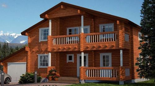 悄悄告诉你四川木结构别墅的保养小秘诀都在这里了