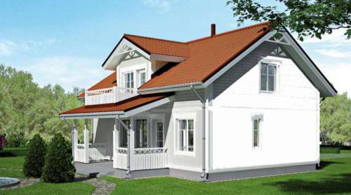 你理想的房屋是不是环保健康的四川木结构别墅呢