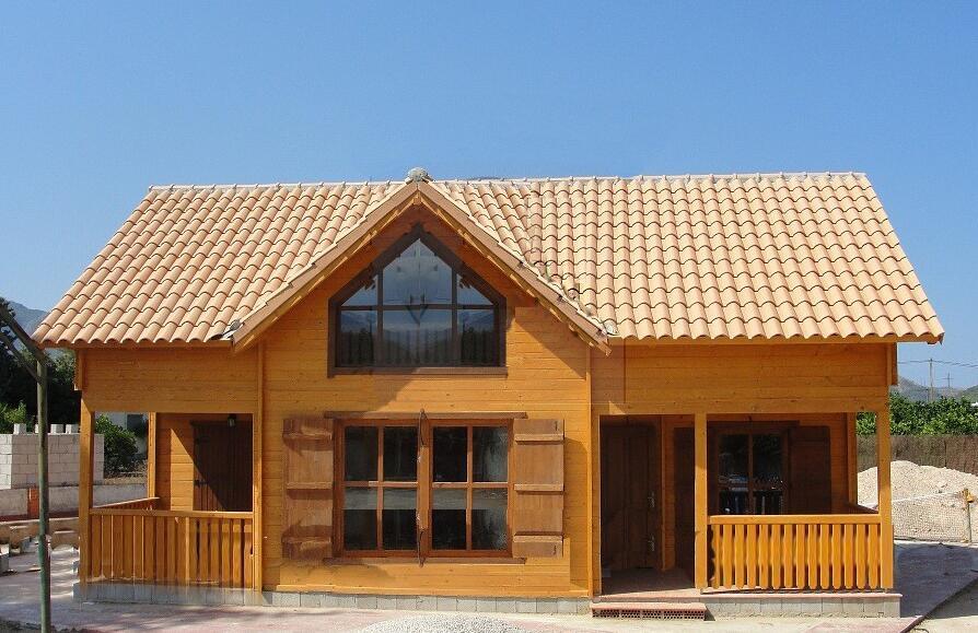 四川防腐木屋厂家厂家分享 长期居住防腐木木屋有什么好处