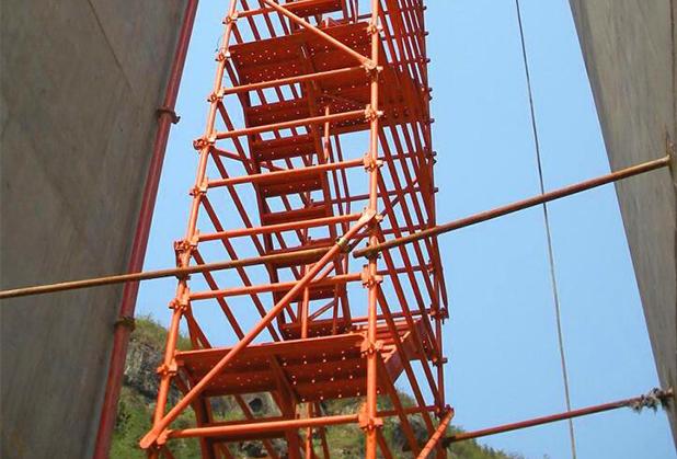 成都安全爬梯安装