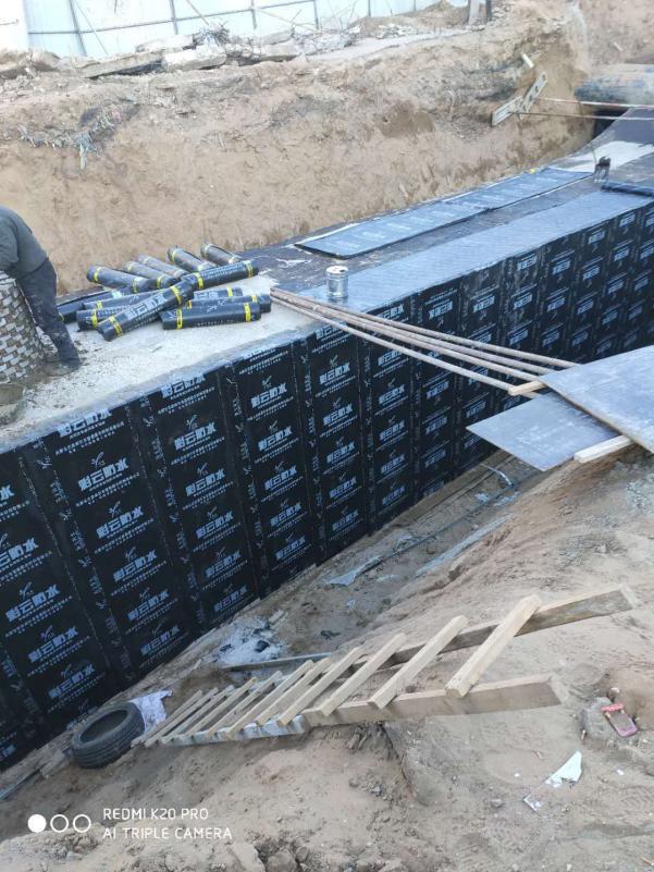 包头市供电局电缆隧道施工案例展示
