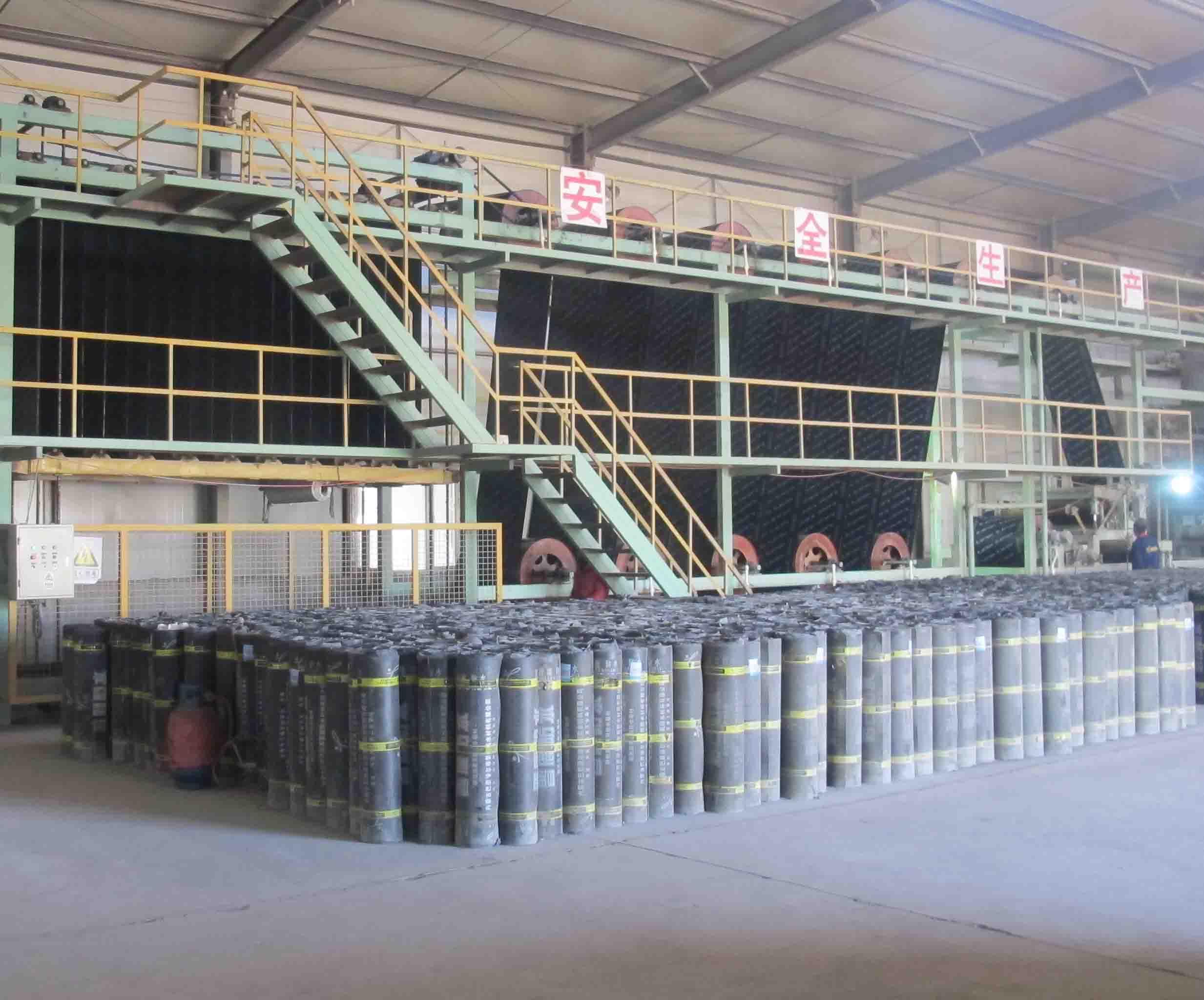 内蒙古防水卷材生产设备