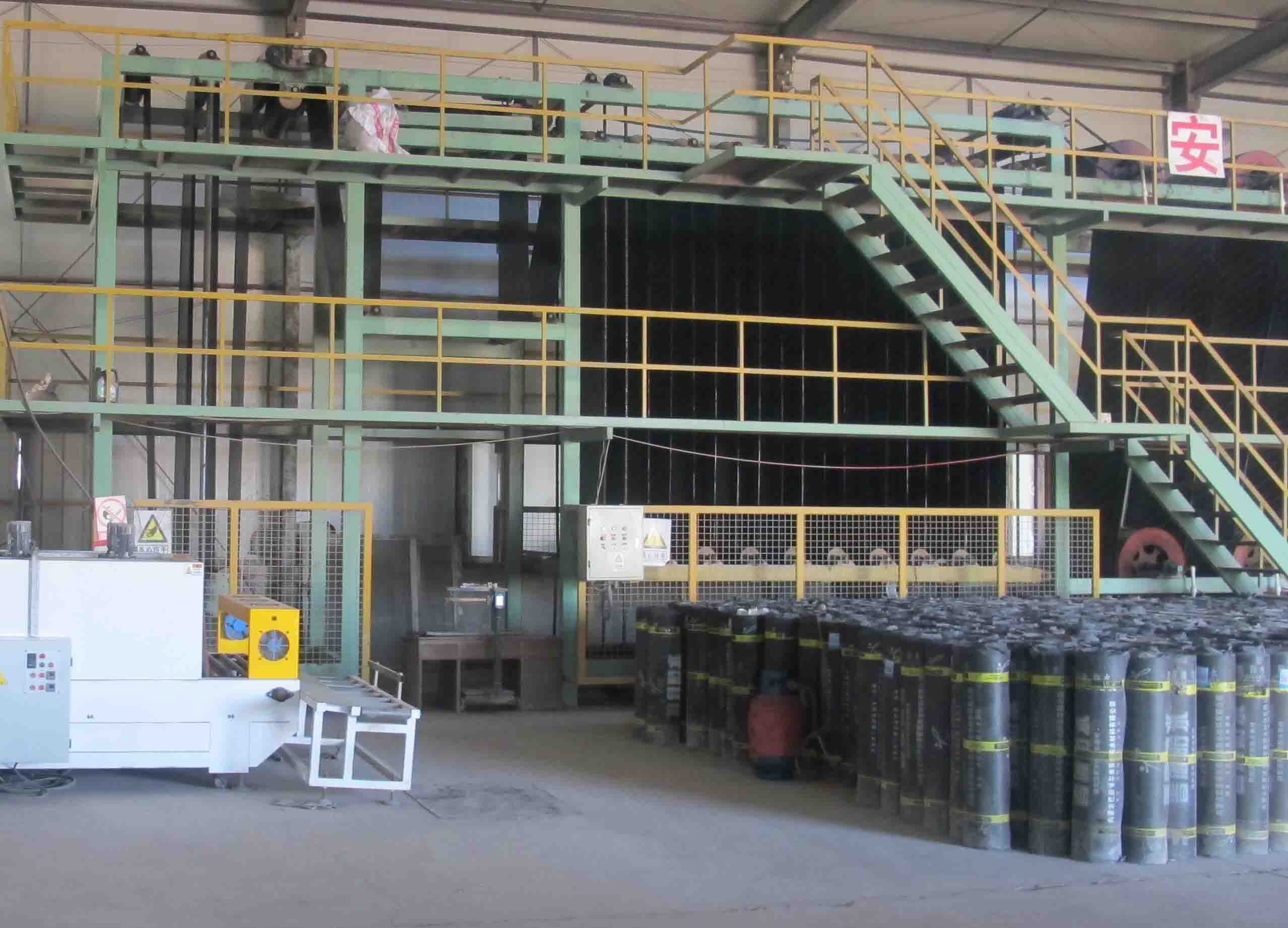 内蒙古防水材料生产设备