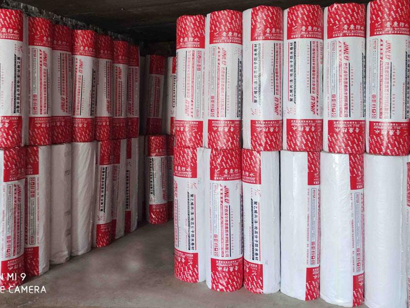 北京聚乙烯丙(涤)纶高分子防水卷材