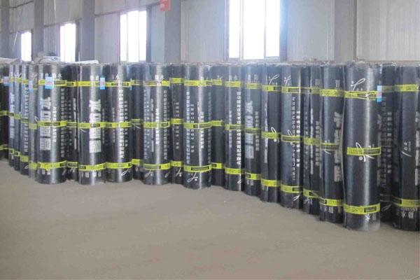 内蒙古防水材料厂家为你讲解一下SBS防水卷材施工及质量验收的标准有哪些呢?