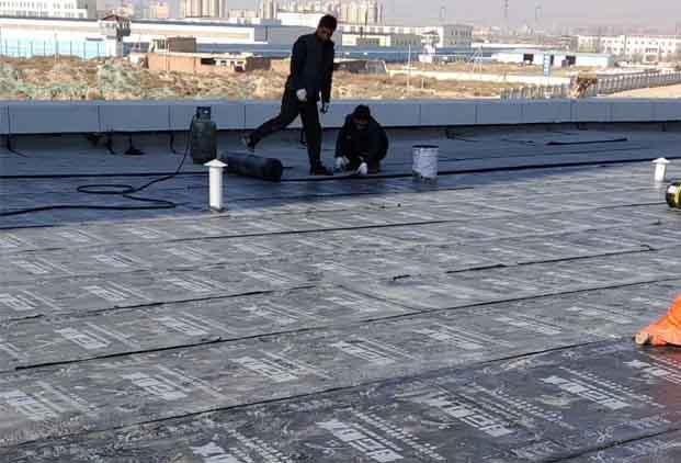 楼顶防水该用什么材料?防水材料厂家为你介绍