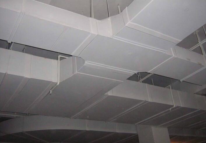 陕西通风风管中的HDPE原料的有什么特色?