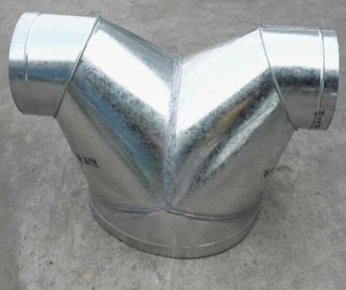 陕西白铁皮通风管道的优点都有哪些呢?