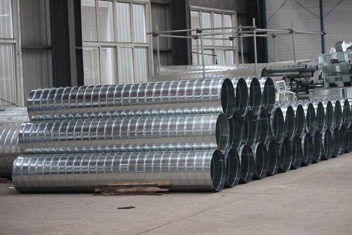 在你知道陕西通风管道设备生产注意事项是什么吗