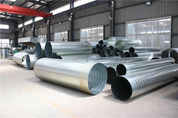 小编带来陕西通风管道的重要性以及橡胶软接头采用哪种材质来满足工程需求