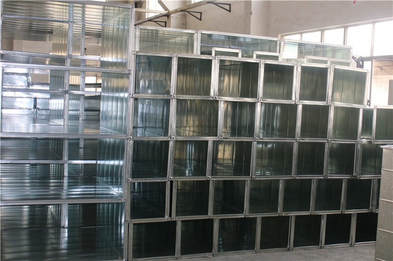 不锈钢螺旋风管怎么清洗呢?来听陕西通风管道厂家解答。