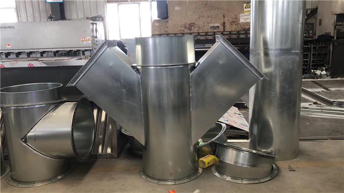 在陕西,油烟净化器的通风管道架设有哪些注意的呢?