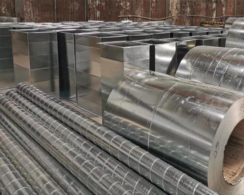 西安通风管道设备在安装之前需要做哪些准备工作?