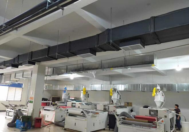 厂房车间降温西安通风设备选择哪种比较好呢?