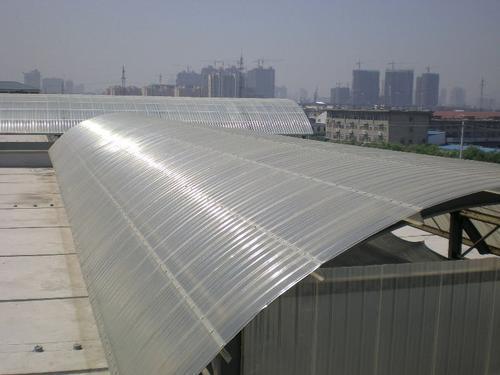 河南FRP采光瓦厂家告诉大家采光瓦的安装方法