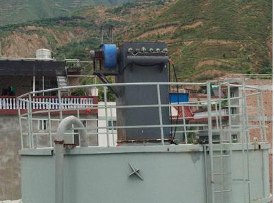 呼和浩特单机除尘器  仓顶单机除尘器