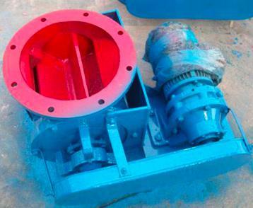 内蒙古卸料器  防爆型新型卸料器