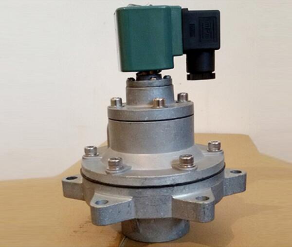 DSFY-40淹没电磁脉冲阀的运行流程是怎样的?