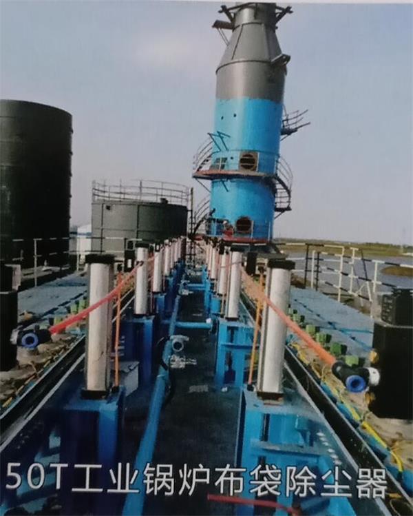 50T工业锅炉布袋除尘器案例展示