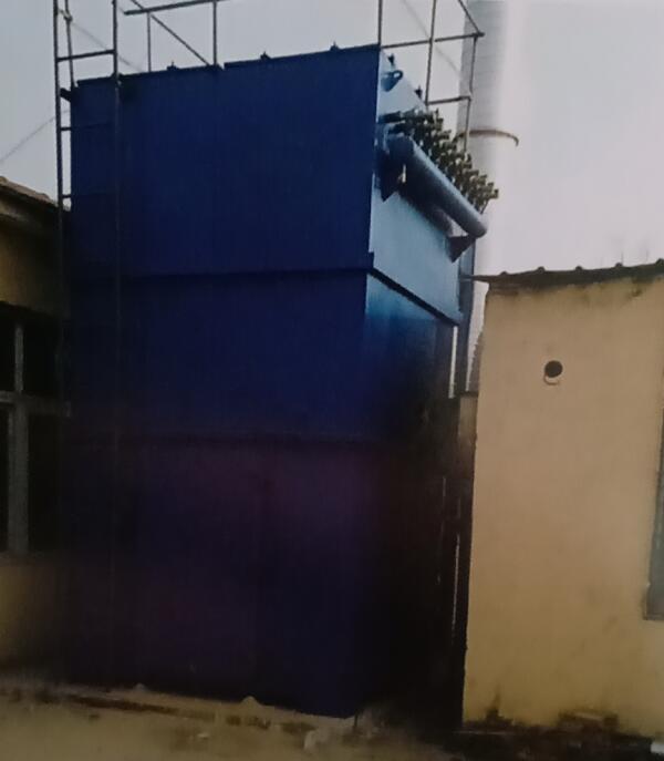 木器加工厂除尘器设备工程案例
