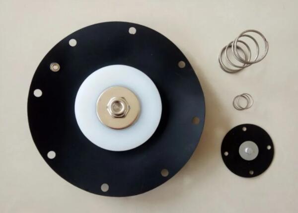脉冲阀膜片及密封垫的工作原理和配件技术要求是什么?