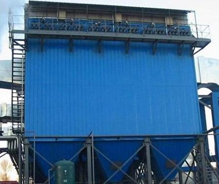 DDF大型袋式反吹除尘器