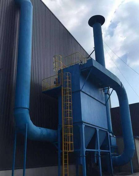 河北LPMM型煤磨气震脉冲袋式除尘器