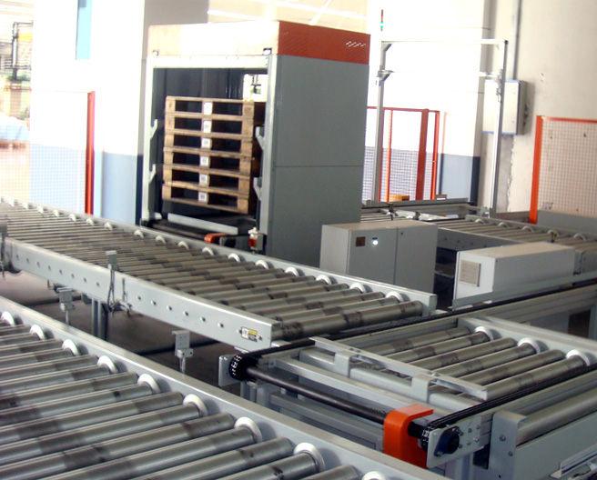 仓储物流输送系统
