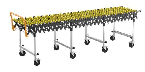 伸缩滚筒输送机产品选型介绍
