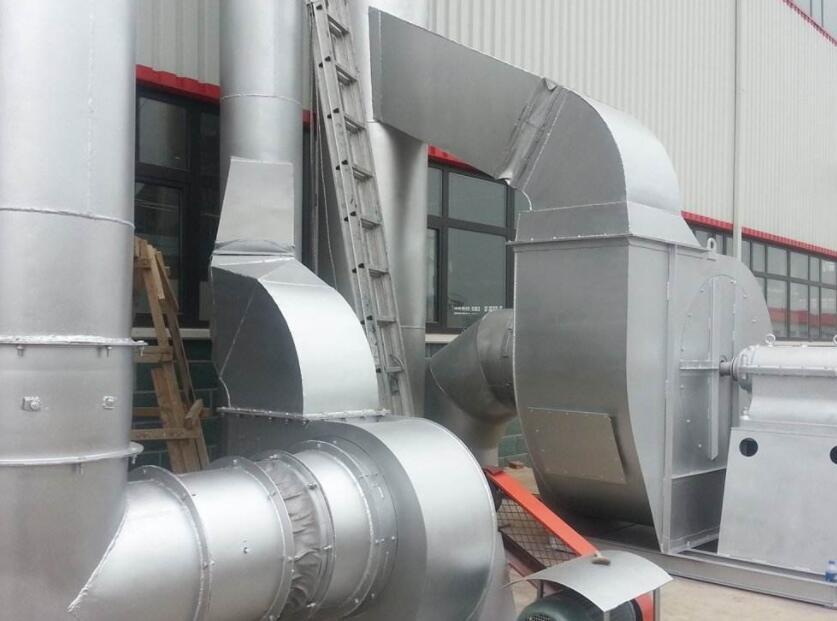 塑胶车间通风降温用什么设备好?
