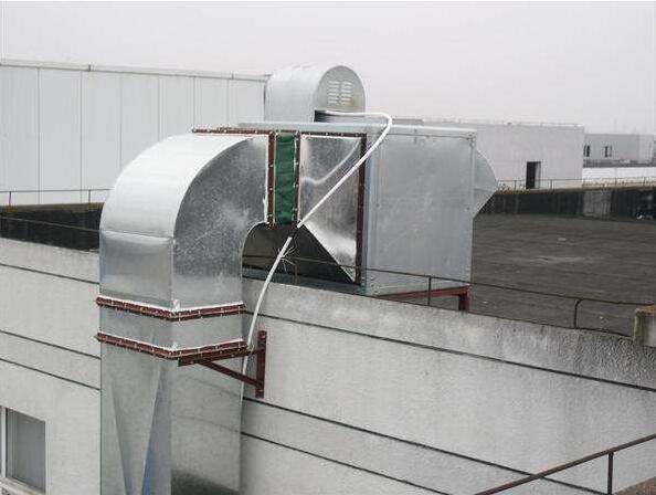怎么样合理安装通风管道? 国益环保通风设备带你了解