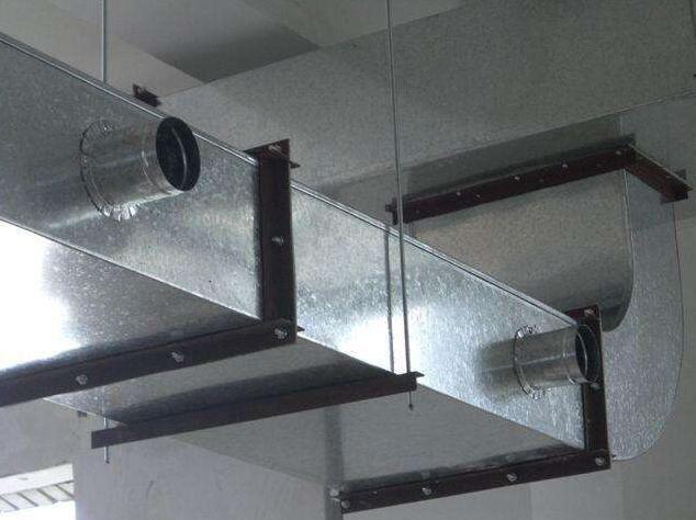 陕西通风管道的安装程序以及注意事项都有哪些呢?