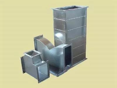关于通风管道施工质量控制管理