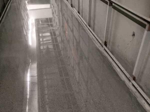 密封固化剂地坪设计