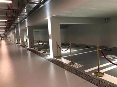 环氧聚氨酯超耐磨地坪施工案例