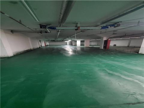 固化剂地坪施工现场