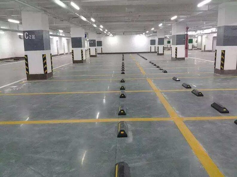 固化剂地坪施工方法