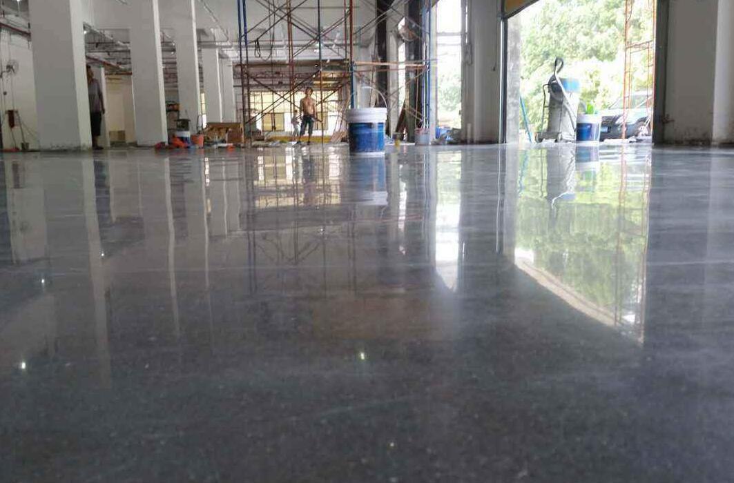 混凝土密封固化剂地坪的质量的判定