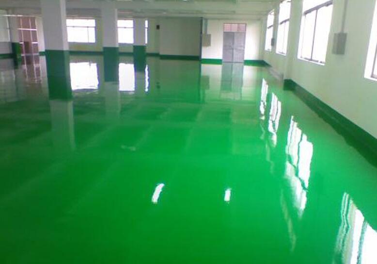 厂房地面做环氧砂浆地坪漆一般做多厚合适?
