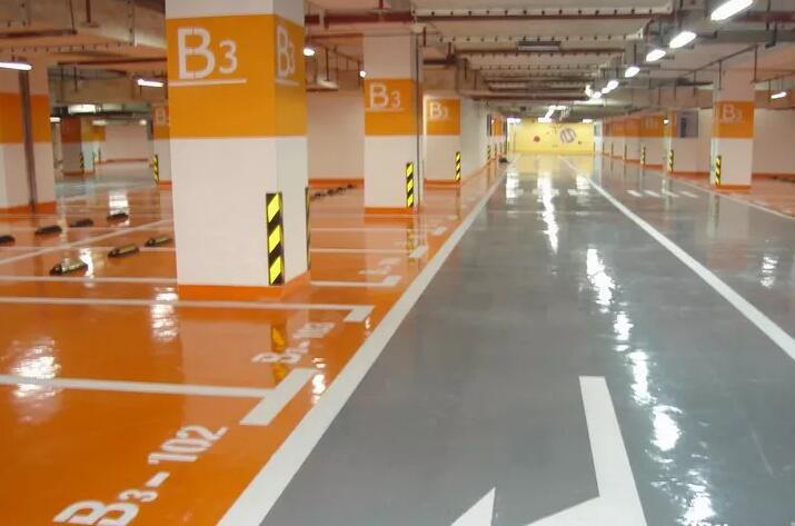 使用工业环氧地坪涂料,合理设计很重要