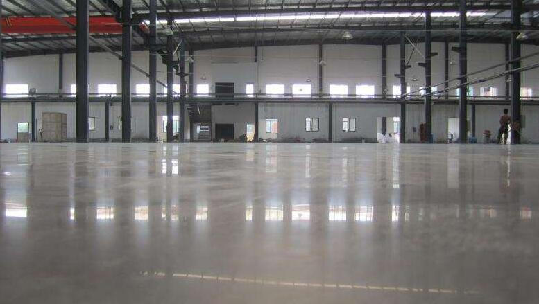 固化剂地坪的施工方案以及作用,这些知识你要知道