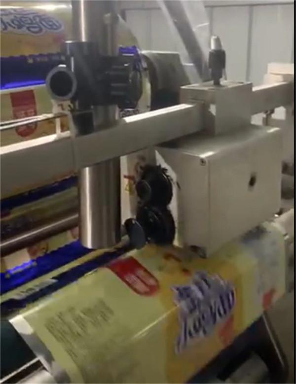 喷码机在零食行业的应用