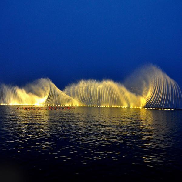 成都音樂噴泉