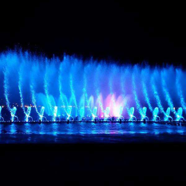四川音樂噴泉