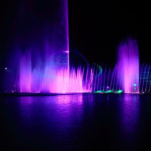 绵阳音乐喷泉