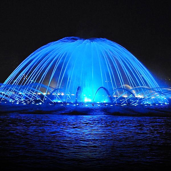 怎么对四川音乐喷泉相关设备进行清洁?